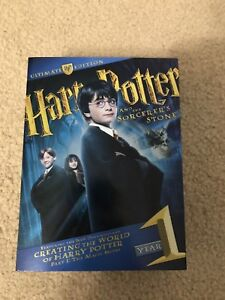 Harry Potter and the Sorcerer's Stone Ultimate Edition