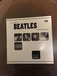 The Complete Beatles Recording Sessions Hardcover