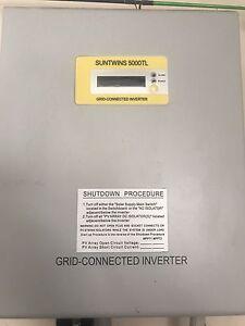Solar 5kw inverter (new) Paralowie Salisbury Area Preview