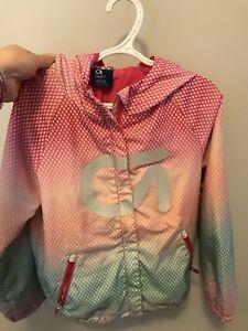 Girls GapFit spring jacket