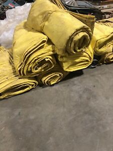 12x20 Insulated tarps