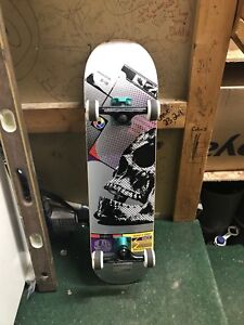 Alien Workshop Skateboard with Trucks