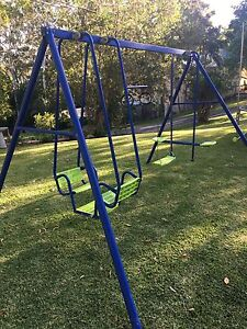 Kids outdoor swing/play set Buderim Maroochydore Area Preview