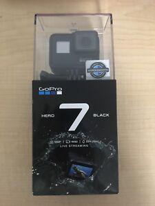 GoPro Hero 7 Black - BRAND NEW SEALED BOX