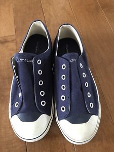 Lands End Sneakers - Size 2 youth