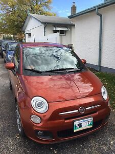 2012 Fiat 500 sport!!(BOSE speaks)