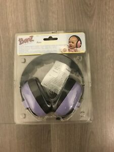 Purple baby banz ear protection