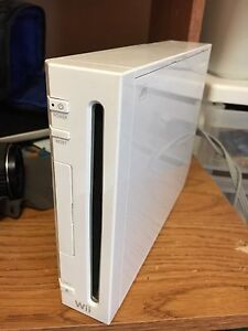 First edition Nintendo Wii