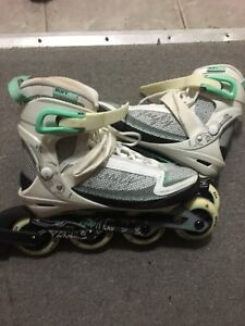 Firefly rollerblades (8/8.5)