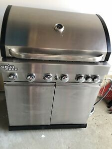 Chef grill natural gas bbq