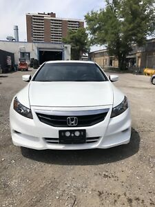 2012 Honda Accord V6 Coupe