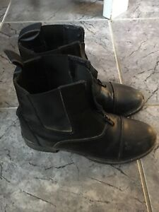 Equestrian Riding Boots - Size 3