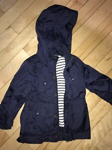 Size 2 jacket with removable liner
