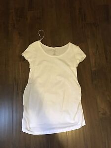 H&M white Maternity Top! NWOT