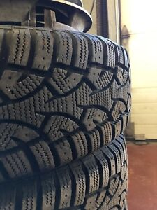 Sunfire/cavalier winter tires and rims