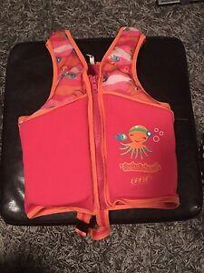 Toddler life jacket