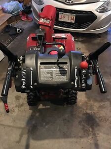 Craftsman 305cc snowblower