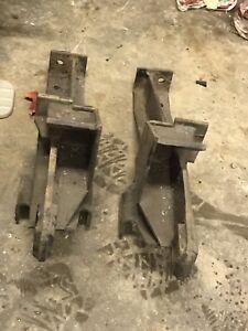 Plow Brackets