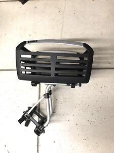 Thule Pack n Pedal bike rack with matching basket