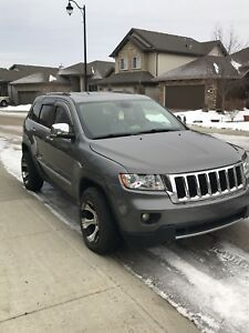 2012 Jeep Grand Cherokee Ltd