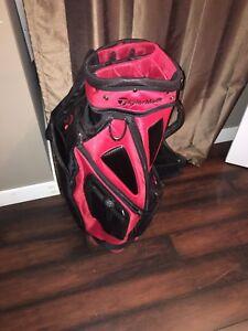 Taylor made golf bag