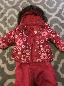 Toddler 12 month Snow Suit