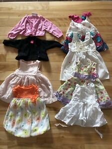 6-12 months dresses - robes 6-12 mois
