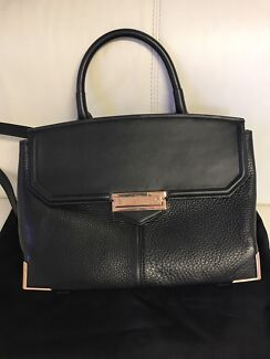 AUTHENTIC Brand NEW Alexander Wang Large Marion Bag Black