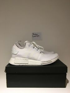 Adidas NMD Japan,triple white 10.5US DS