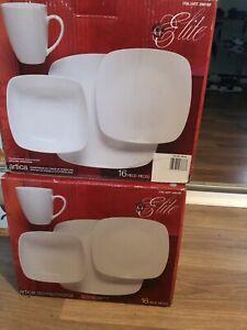 Set de vaisselle 16 morceaux à vendre - 25$ chacun