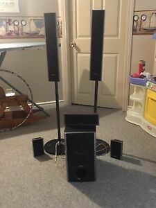 Sony surround sound speakers
