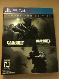 New Call Of Duty Infinite Warfare For Ps4