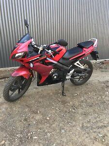 Honda cbr125 in sydney region nsw motorcycles gumtree australia honda cbr125 in sydney region nsw motorcycles gumtree australia free local classifieds fandeluxe Image collections