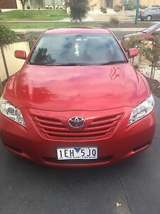 Toyota Camry 2009 Taylors Hill Melton Area Preview