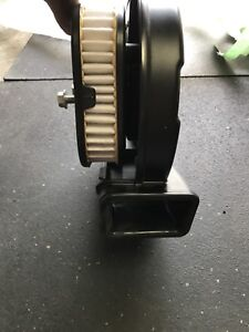Harley Sportster 883 air cleaner filter assembly