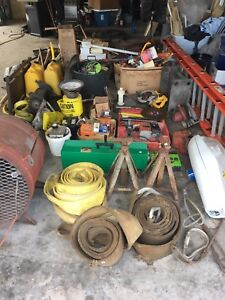 Massive amount of tools for sale