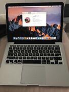 MacBook Pro 2016 13' pro retina Robina Gold Coast South Preview