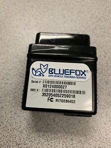 Blue Fox GSP Vehicle Tracking