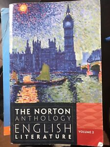 The Norton Anthology - English Literature Volume 2
