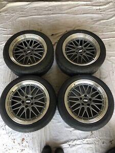 18inch wheels bbs copy's