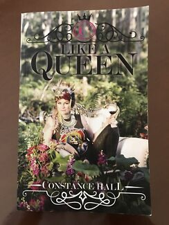 'Like a Queen' by Constance Hall - very good condition