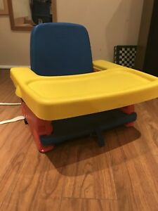 Portable High Chair / Booster Seat