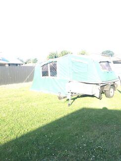 Camper Trailer Spreyton Devonport Area Preview