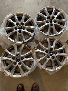 """4 mags Mazda 16"""""""
