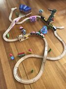 Wooden Train Set 75 pieces Manning South Perth Area Preview