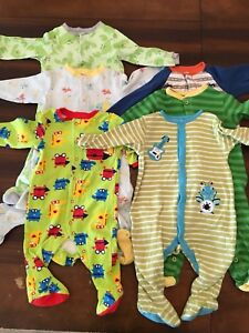 6 to 12 month Pekkle sleepers