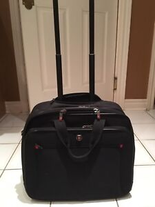 Laptop Bag with Wheels and Telescopic Handle