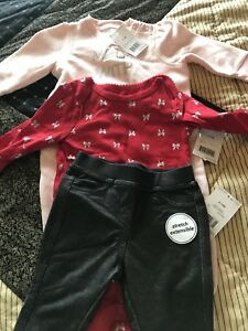 New 6-12 month clothing