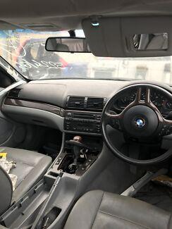 Wrecking BMW Beamer 01 model
