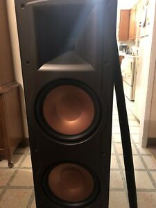 Klipsch Reference IV Tower Speakers (RF 82)